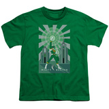 Youth: Power Rangers- Green Ranger Deco T-shirts