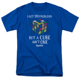 Rubik's Cube- 99 Problems Shirts