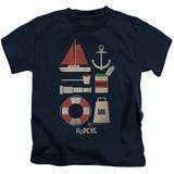 Juvenile: Popeye- Items T-Shirt