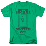 Psych- Hit The Jackal Switch Shirts