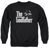 Crewneck Sweatshirt: Godfather- Logo T-shirts