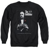 Crewneck Sweatshirt: Godfather- Poster T-shirts