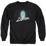 Crewneck Sweatshirt: Power Rangers- Classic Zordon T-shirts