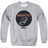 Crewneck Sweatshirt: Parks & Recreation- Mouse Rat Circle T-Shirt