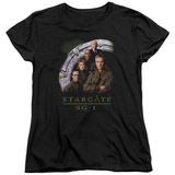 Womens: Stargate- Command Ensemble T-Shirt