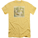 Genesis- Selling England Album Cover Slim Fit T-shirts