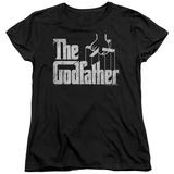 Womans: Godfather- Logo T-Shirt
