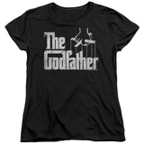 Womens: Godfather- Logo T-Shirt