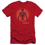 Power Rangers- Prismatic Red Ranger (Premium) Shirts