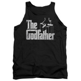 Tank Top: Godfather- Logo Tank Top