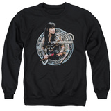 Crewneck Sweatshirt: Xena: Warrior Princess- The Warrior Shirts