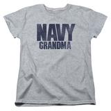 Womens:  Navy- Grandma T-shirts