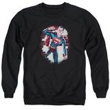 Crewneck Sweatshirt: Superman- Break On Through T-shirts