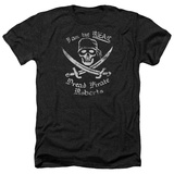 The Princess Bride- The Real Dread Pirate Roberts T-shirts