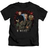 Juvenile: Stargate- Colonel Jack O'Neill Shirts