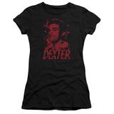 Juniors: Dexter- Born In Blood T-Shirt