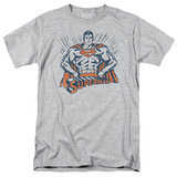 Superman- Monochrome Stance T-shirts