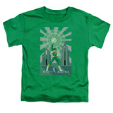Toddler: Power Rangers- Green Ranger Deco T-shirts