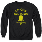 Crewneck Sweatshirt: The Bad News Bears- Chico's Bail Bonds T-shirts