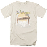It's A Wonderful Life- Bedford Falls Sign T-shirts