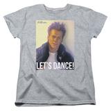 Womans: Footloose- Let's Dance T-shirts