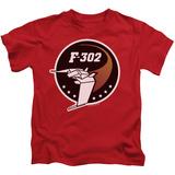 Juvenile: Stargate- F302 Logo T-Shirt