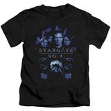 Juvenile: Stargate- Sg1 Into Adventure T-shirts