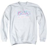 Crewneck Sweatshirt: Grease- Grease Is The Word T-Shirt