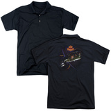 Polo: Night Ranger- 7 Wishes (Back Print) Shirts