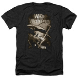 The War Of The Worlds- Death Rays T-Shirt