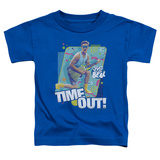 Toddler: Saved By The Bell- Time Out T-Shirt
