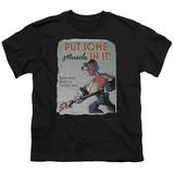 Youth: Popeye- Hard Work Shirts