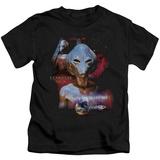 Juvenile: Stargate- Asgard Collage Shirts