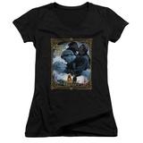 Juniors: The Princess Bride- Timeless V- Neck T-Shirt