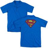 Polo: Superman- Classic Logo T-shirts