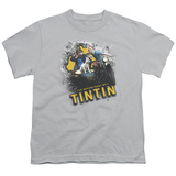 Youth: The Adventures Of Tintin- Breakthrough T-Shirt