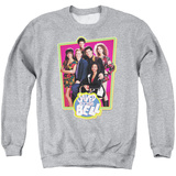 Crewneck Sweatshirt: Saved By The Bell- Saved Cast T-shirts