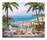 Coastal View Prints by Sung Kim