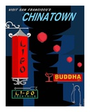 Chinatown Posters by Michael Murphy