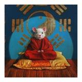 Inner Peace Prints by Lucia Heffernan