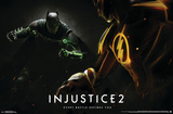 Injustice 2 - Batman & Flash Prints