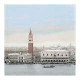 Piazza San Marco Vista Print by Alan Blaustein