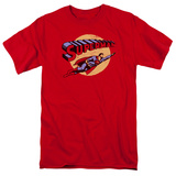 Superman- Fly By T-Shirt