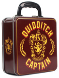 Harry Potter - Quidditch Captain Tin Tote Lunchbox