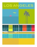 Elwoods LA Prints by Michael Murphy