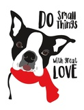 Do Small Things with Great Love Posters by Ginger Oliphant