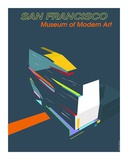 SFMOMA Abstract Prints by Michael Murphy