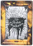 Harry Potter - The Leaky Cauldron Metalen bord