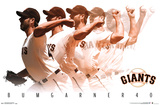 San Francisco Giants - Madison Bumgarner Posters