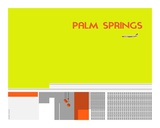 Gods of Palm Springs No 1 Posters by Michael Murphy